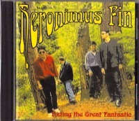 Heronimus Fin Riding the Great Fantastic Rare Underground Rock UK