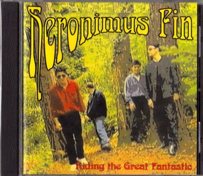 Top Psych Rarity Heronimus Fin - Riding the Great Fantastic