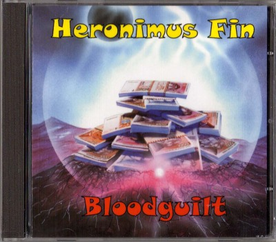 Reissue Sleeve Prog Psych Heronimus Fin Bloodguilt