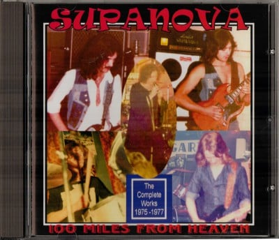 Supanova Rare UK 1976 Heavy Rock Album Birmingham Sabbath