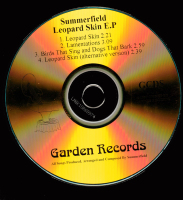 Mega Rare Garden Records Summerfield EP BLues UK