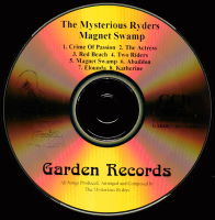 Mega Rare Prog Rock 1974 Mysterious Ryders Magnet Swamp Garden Records